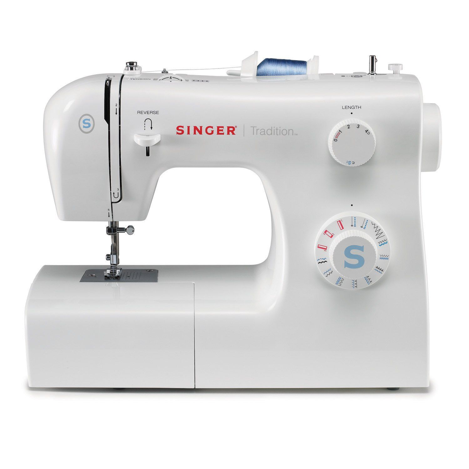 Perfect for Beginners Electric Portable Sewing Machines UKICRA Sewing Machine UFR-505 12 Stitches